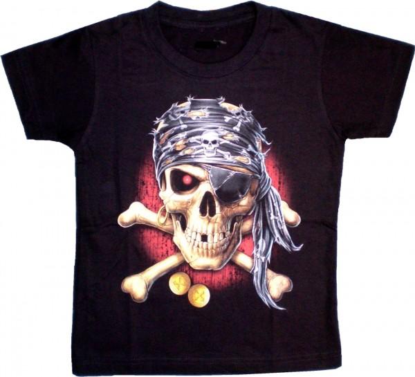 T-Shirt mit Pirat