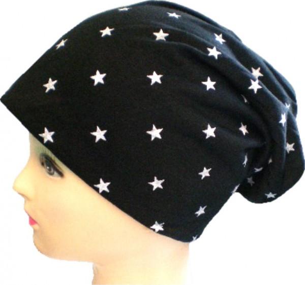 IQ1477 - Beanie - Slouch - Mütze in 5 Farben für Damen und Herren
