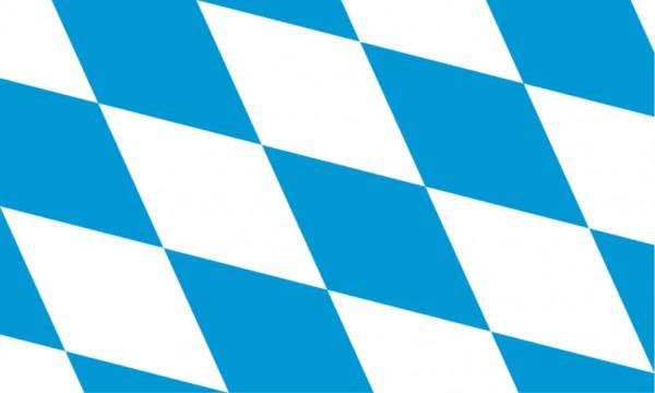 Länderfahne Bayern