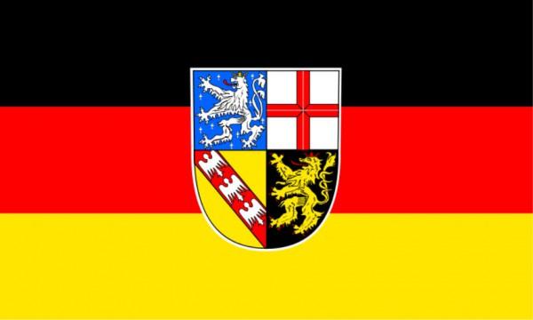 Länderfahne Saarland
