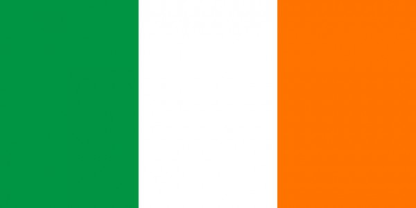Länderfahne Irland