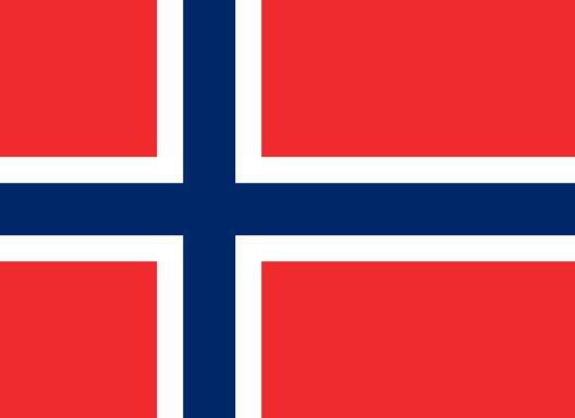Länderfahne Norwegen