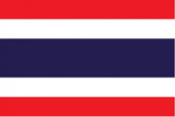 Länderfahne Thailand