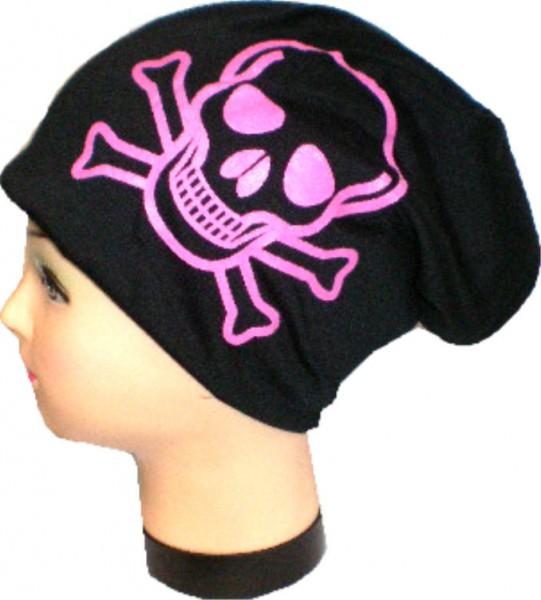 IQ1433 - Beanie - Slouch - Mütze - für Damen und Herren