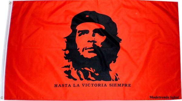 Stockfahne / Stockflagge Che Quevara